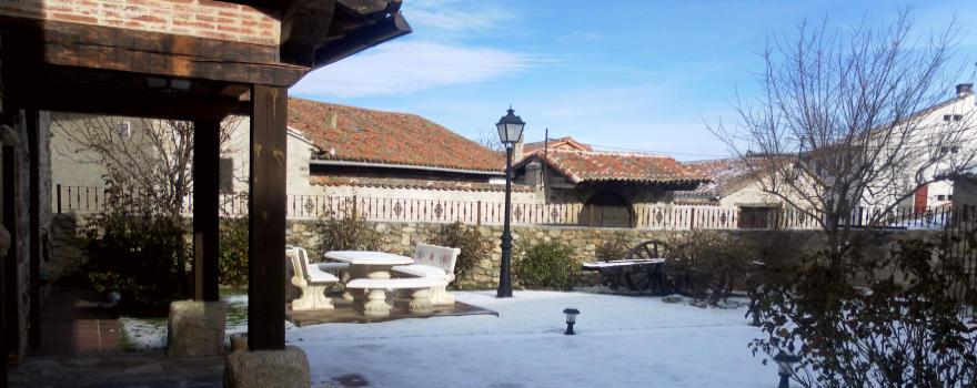 Sierra norte de madrid - Restaurante tamara madrid ...