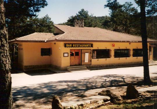 Hotel rural caser n de trastamara restaurante pinosaguas - Restaurante tamara madrid ...